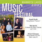 2007 Mammoth Lakes Music Festival 1