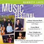 2007 Mammoth Lakes Music Festival 4