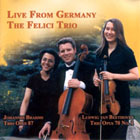The Felici Trio - Live from Germany CD