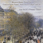 The Felici Piano Trio - Ravel/Saint-Saens